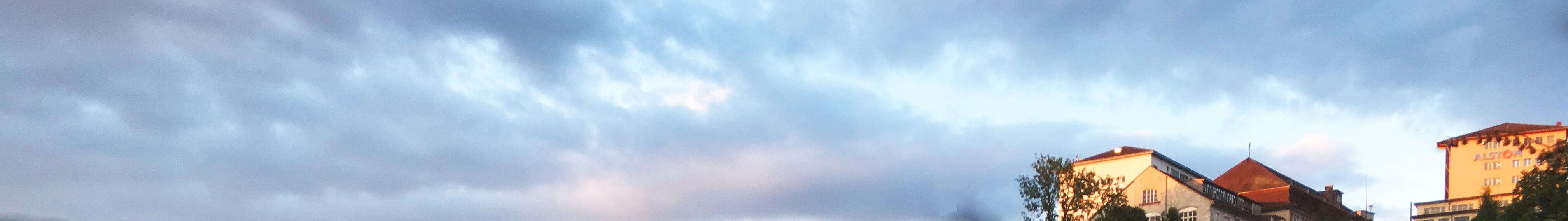 ラインフォールの空