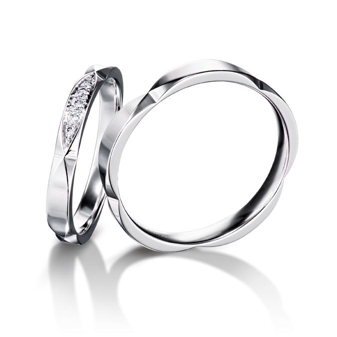 MARRIAGE RINGS ― 結婚指輪 ―